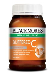 Blackmores Buffered C, Slow Release, 200 Tablets